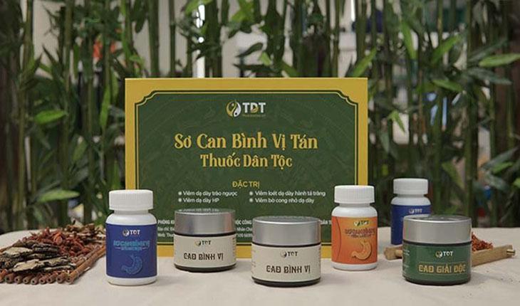 Sơ can Bình vị tán là thuốc Đông y trị viêm loét dạ dày hiệu quả