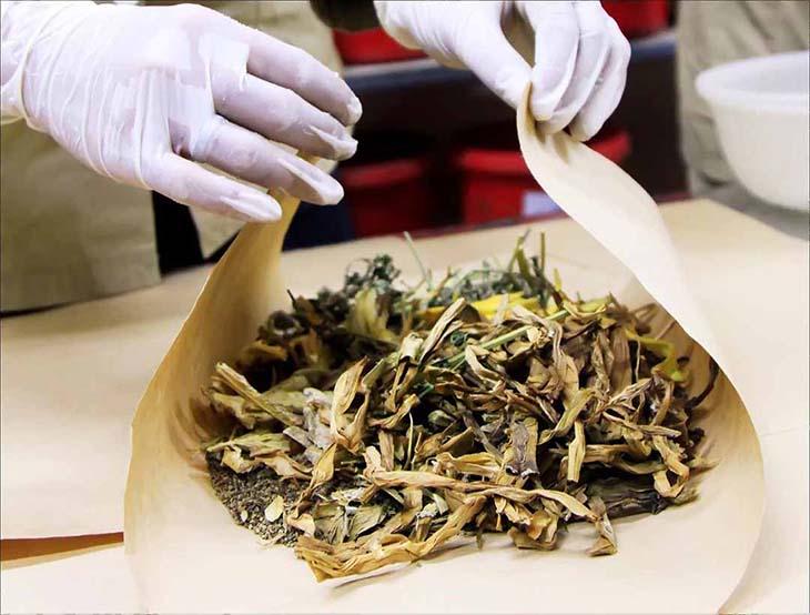 Đông y kết hợp nhiều thảo dược tự nhiên