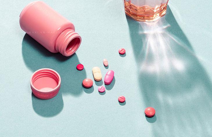Dùng thuốc Tây có thể cải thiện nhanh triệu chứng bệnh