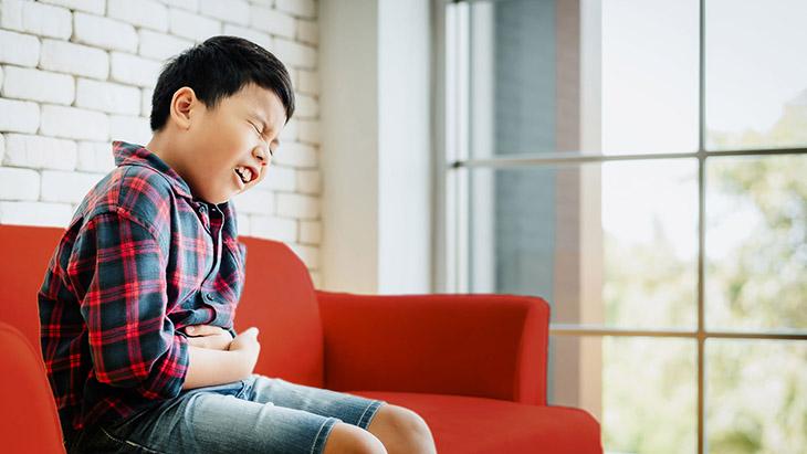 Viêm toàn bộ niêm mạc dạ dày ở trẻ em thường gặp
