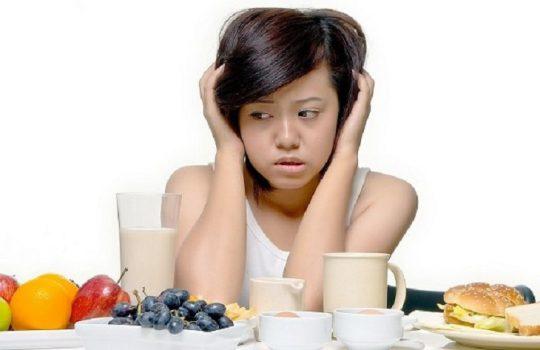 Chứng chán ăn mất ngủ là biểu hiện của bệnh lý gì?