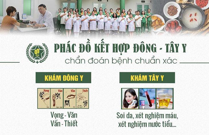 Quân dân 102 ứng dụng phương pháp Đông y có biện chứng điều trị cho bệnh nhân á sừng