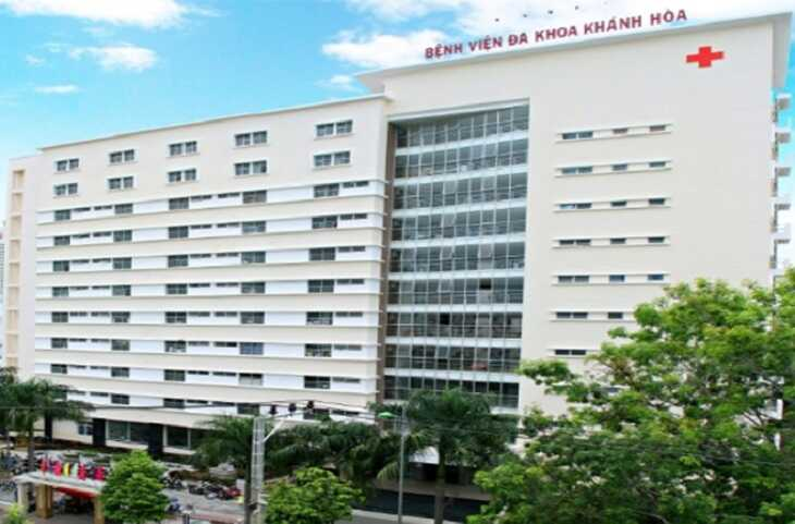 Bệnh viện đa khoa Khánh Hòa là cơ sở đa khoa có quy mô lớn nhất khu vực Duyên hải Nam Trung bộ