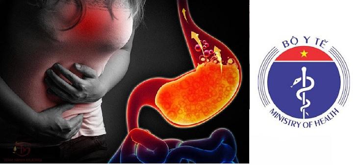 Mỗi người bệnh cần có phác đồ điều trị trào ngược dạ dày thực quản Bộ Y tế phù hợp