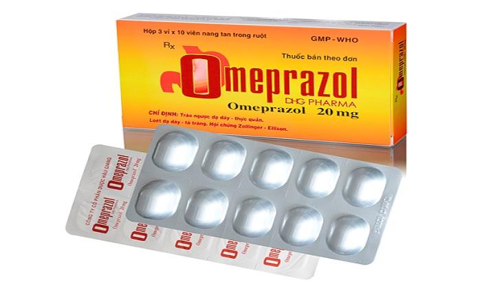 Omeprazole có cả dạng hỗn dịch uống hay viên nang thuận tiện cho sử dụng