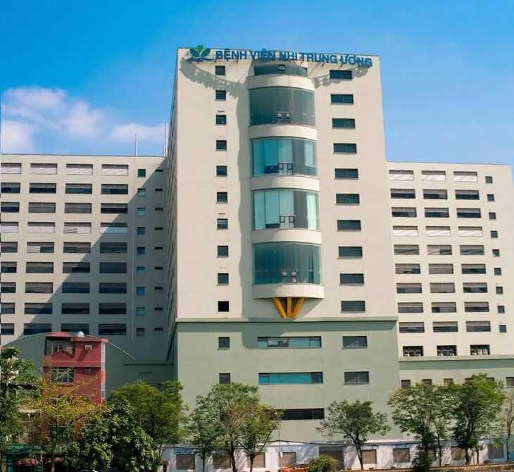 Bệnh viện Nhi trung ương là lựa chọn hàng đầu khi trẻ bị bệnh