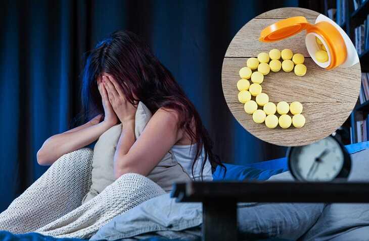 Uống vitamin c gây mất ngủ cho người dùng hay không?