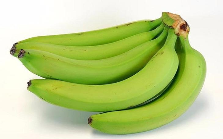 Chuối xanh luộc giúp giảm nhanh các cơn đau và loại bỏ axit thừa trong dịch vị dạ dày
