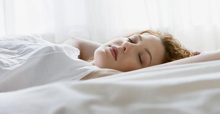 Một giấc ngủ sâu giúp cho tinh thần khỏe khoắn hơn