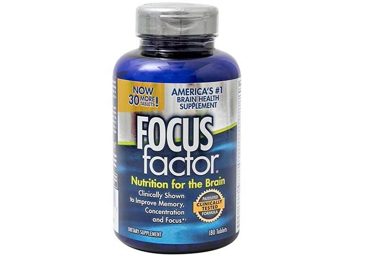Focus Factor là viên uống cung cấp nguồn dưỡng chất cần thiết cho não bộ