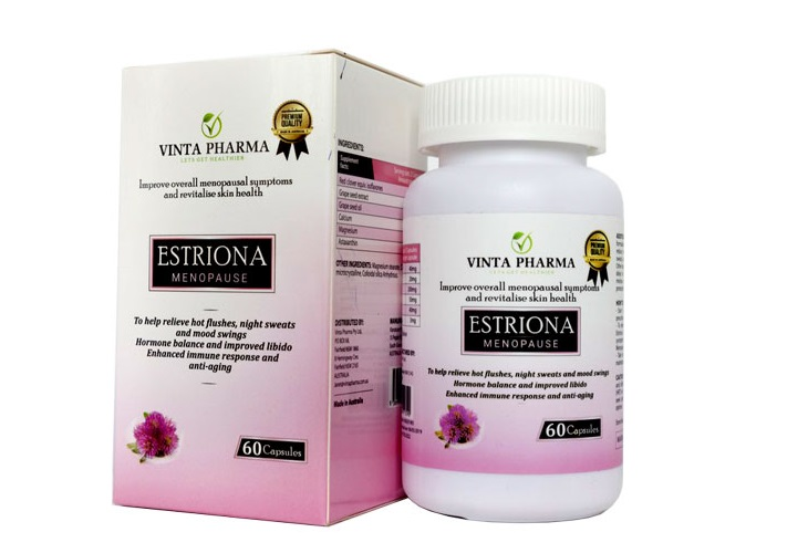 Viên uống đẹp da, chống lão hóa Estriona (Menopause)