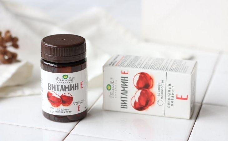 Vitamin E đỏ Nga Mirrolla được rất nhiều khách hàng đánh giá cao