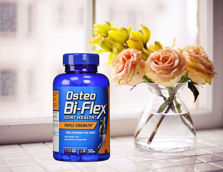 Osteo Bi Flex ngày uống mấy viên tùy theo tình trạng bệnh và hướng dẫn của bác sĩ