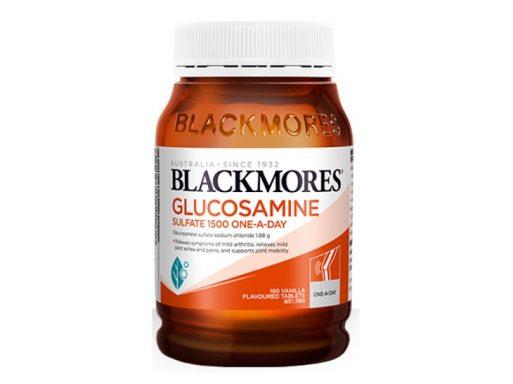 Blackmores Glucosamine được phổ biến trên toàn thế giới