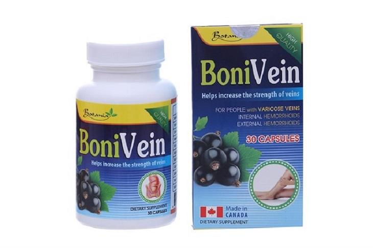 Bonivein được nghiên cứu và sản xuất tại Canada