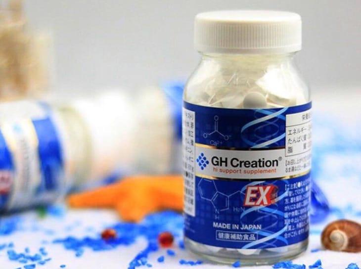 GH Creation cách sử dụng vô cùng đơn giản