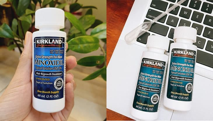 Kirkland Minoxidil là sản phẩm được ưa chuộng hiện nay