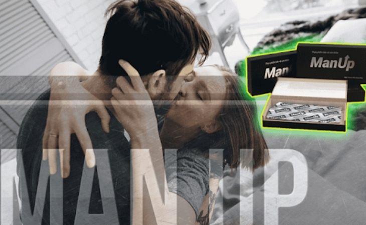 ManUp giúp nâng cao chất lượng sinh lý ở nam giới