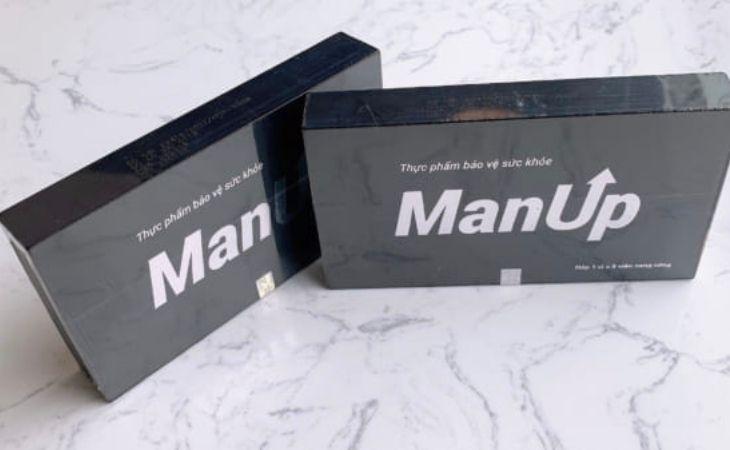 Sản phẩm viên uống ManUp được nhiều nam giới tin dùng hiện nay
