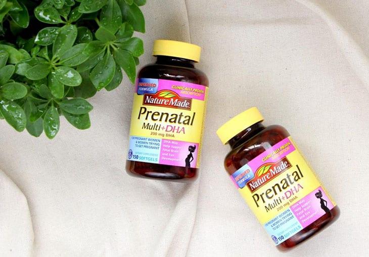 Nature Made Prenatal Multi hiện được bán rộng rãi trên thị trường