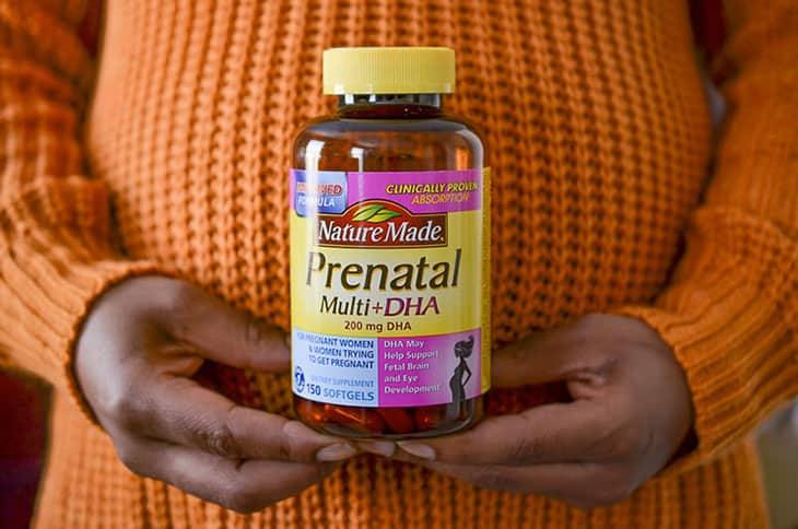 Nature Made Prenatal Multi hỗ trợ hình thành hệ thần kinh cho bào thai