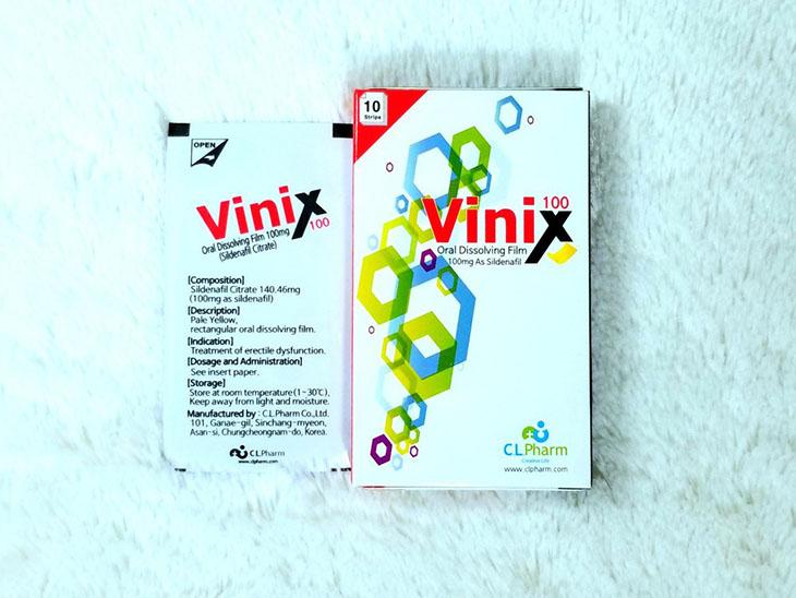Tem Vinix là sản phẩm dành riêng cho phái mạnh