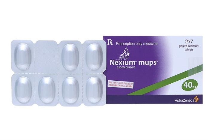 Thuốc Nexium 10mg được bán nhiều tại các nhà thuốc trên toàn quốc