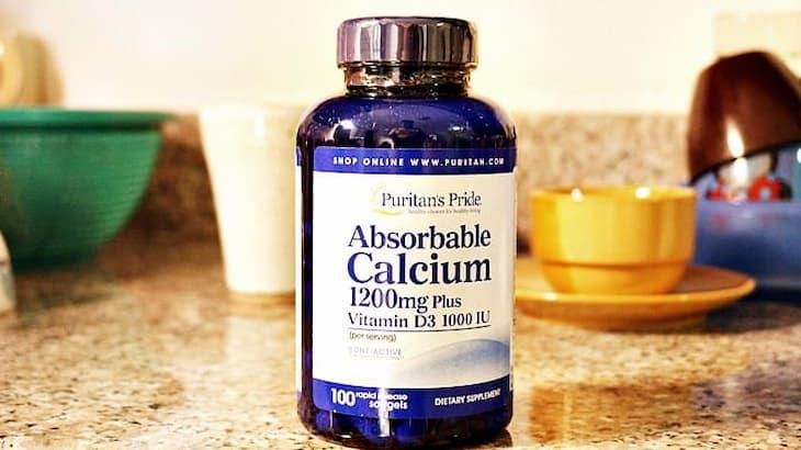 Absorbable Calcium 1200mg Plus là thuốc bổ sung canxi được người tiêu dùng Việt ưa chuộng