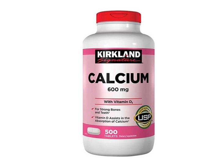 Kirkland Calcium 600mg + D3 được giới chuyên gia và người tiêu dùng đánh giá cao về mức độ hiệu quả