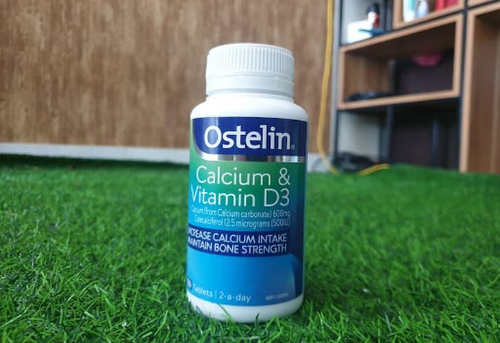 Ostelin Vitamin D & Calcium có xuất xứ từ Úc với chất lượng và độ an toàn được đảm bảo