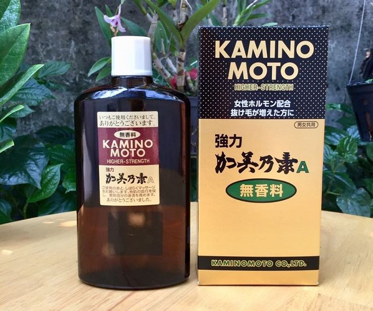 Kaminomoto lọt danh sách các dòng sản phẩm chăm sóc tóc được yêu thích nhất Việt Nam