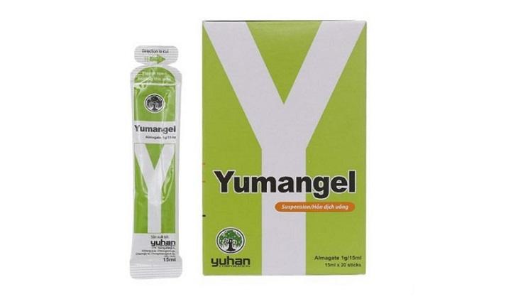 Thuốc uống Yumangel đã quá quen thuộc với rất nhiều người