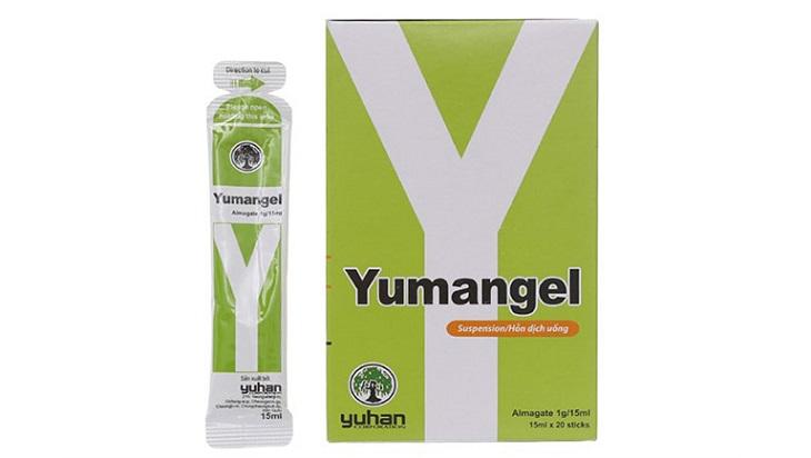 Thuốc Yumangel an toàn cho người dùng