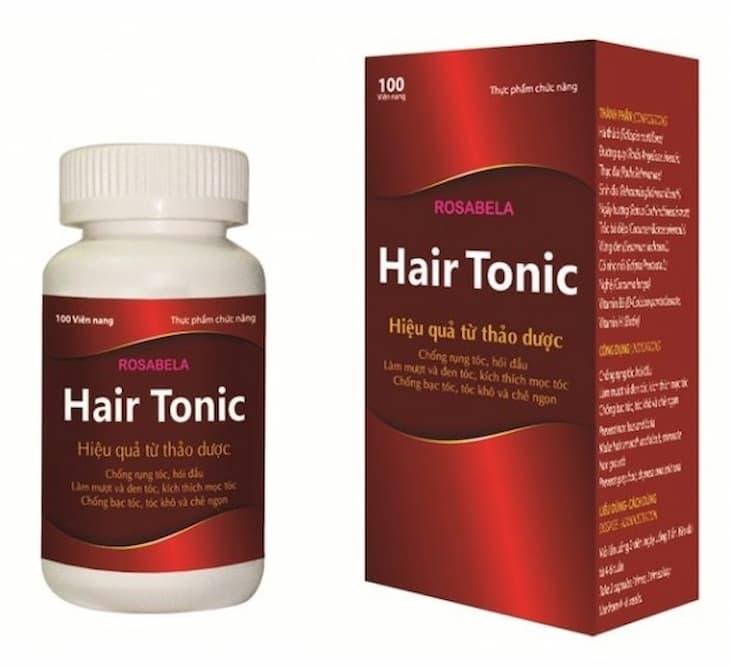 Hair Tonic được ưa chuộng vì là sản phẩm nội địa có thành phần chiết xuất hoàn toàn từ thảo mộc tự nhiên