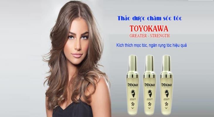 Toyokawa Greater Strengthluôn nằm trong top sản phẩm mọc tóc hiệu quả