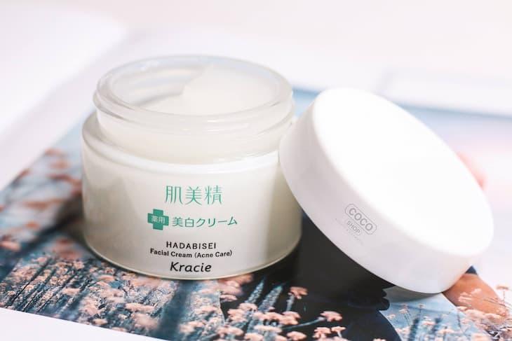 Sản phẩm trị mụn cho nam giới Kracie Acne Cream đến từ Nhật Bản