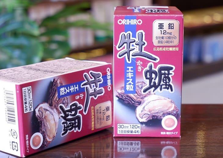 Tinh chất hàu tươi Orihiro Nhật Bản hỗ trợ tăng cường sức khoẻ cho phái mạnh