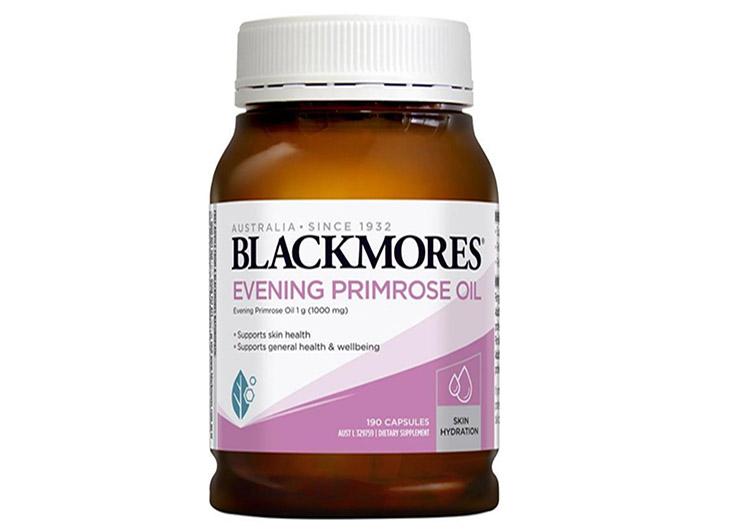 Tinh dầu hoa anh thảo Blackmores giúp nữ giới cải thiện vẻ đẹp và sức khỏe