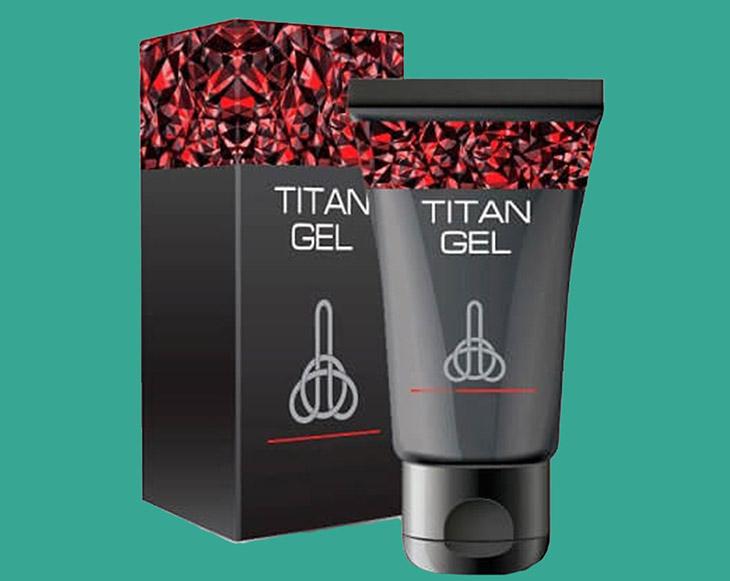 Titan Gel là sản phẩm hỗ trợ tăng kích thước dương vật