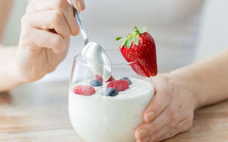 Sữa chua mang lại rất nhiều lợi ích đối với sức khỏe
