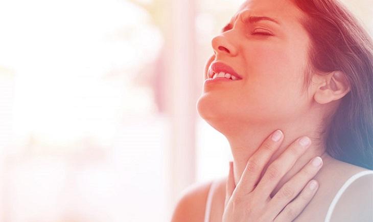 Tình trạng trào ngược dạ dày gây ho đờm thường gặp nhất