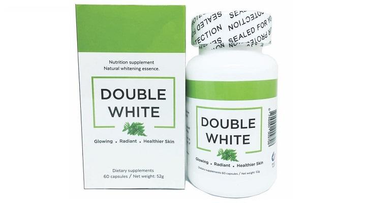 Double White là dòng viên uống dùng được cho nhiều đối tượng khác nhau