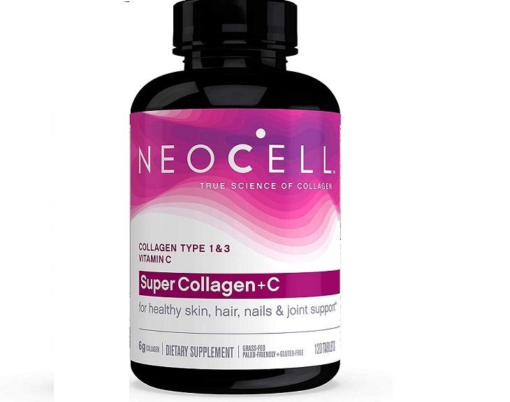 Super collagen + C chống lão hóa, cấp ẩm cho da