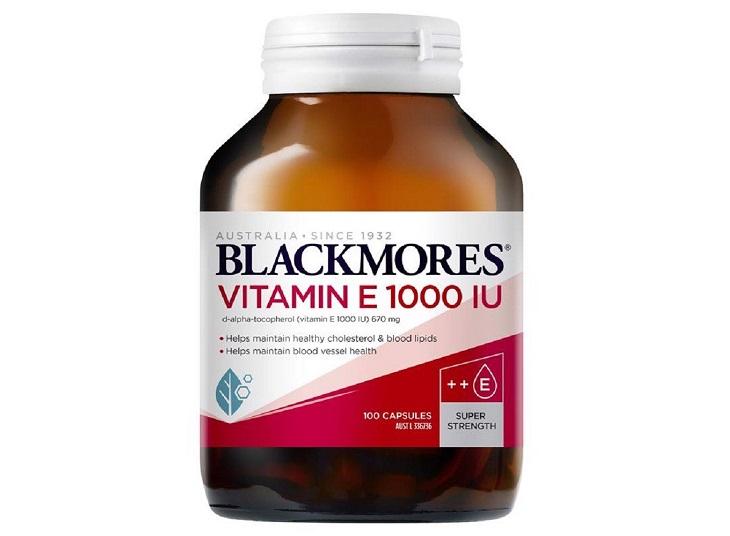 Blackmore Natural Vitamin E - được nhiều người tin dùng