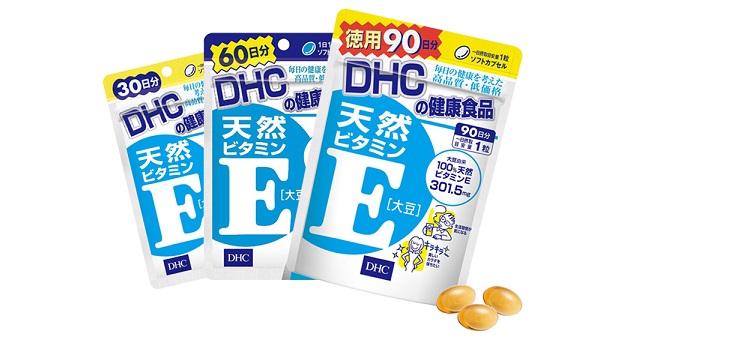 DHC Nhật Bản chăm sóc da từ sâu bên trong
