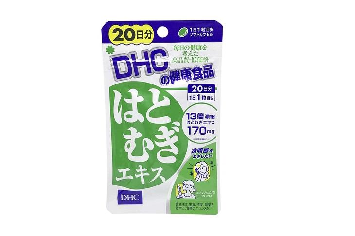 Viên uống DHC Nhật Bản đã khẳng định được vị thế nhất định trên thị trường làm đẹp