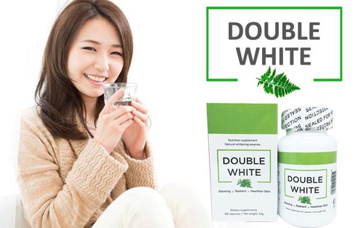 Double White với những thành phần an toàn cho người dùng