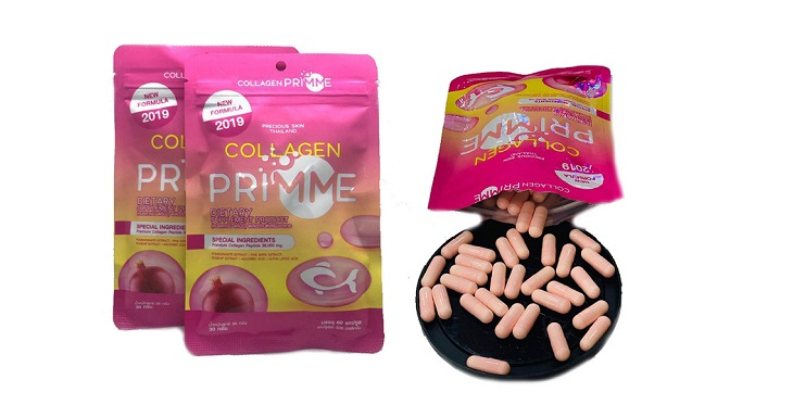 Sản phẩm Collagen Primme - tốt cho da