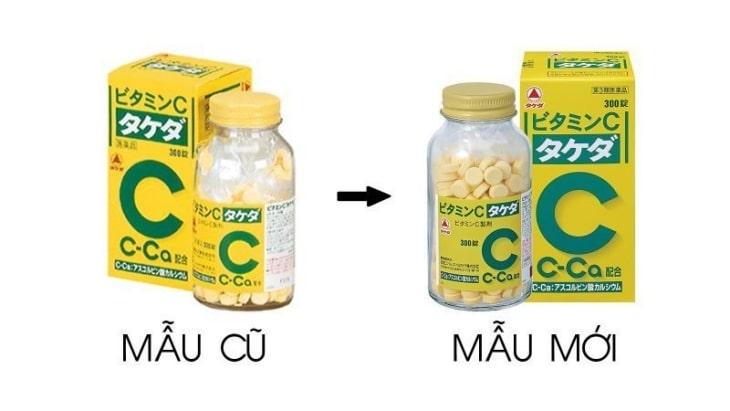 Sản phẩm Takeda 2000mg của Nhật Bản giúp cải thiện nám da