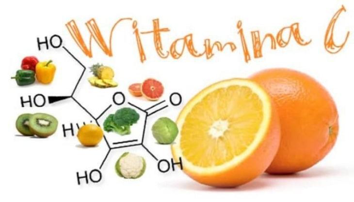 Cung cấp đầy đủ vitamin C giúp chị em luôn có một làn da tươi sáng, hồng hào
